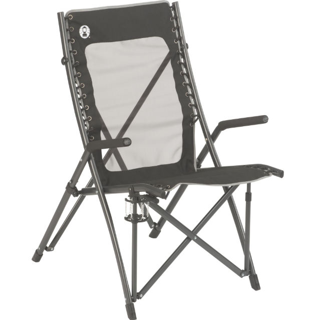 Coleman smart comfort suspension camping chair