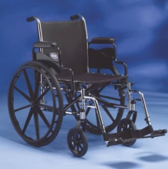 Invacare tracer Sx5 wheelchair